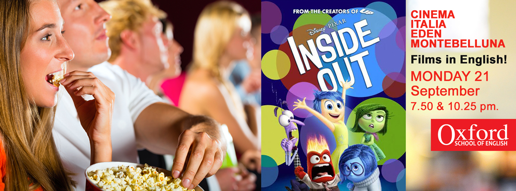 Inside Out Cinema MONTEBELLUNA Oxford School